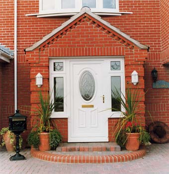 front door with side windows. French Doors With Side Windows Exterior Front Door